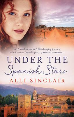 UNDER THE SPANISH STARS book