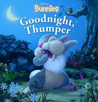 GOODNIGHT THUMPER DISNEY HC book
