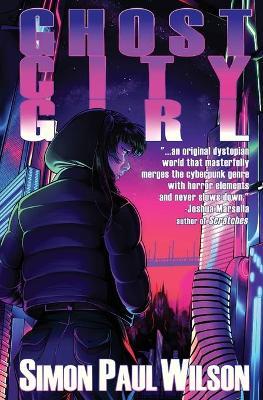 GhostCityGirl by Simon Paul Wilson