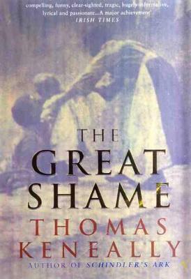 Great Shame book