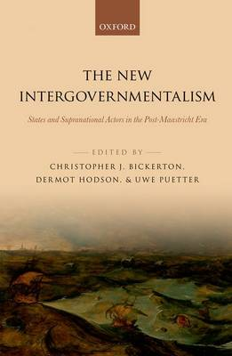 New Intergovernmentalism book