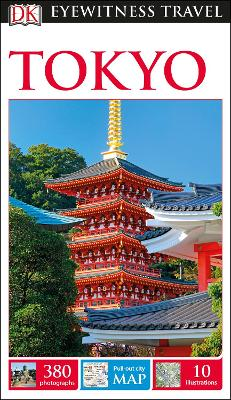DK Eyewitness Travel Guide Tokyo by DK