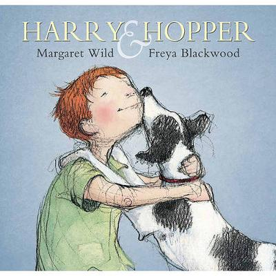 Harry and Hopper book