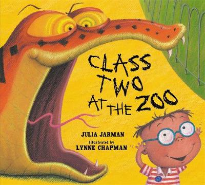 Class Two at the Zoo by Julia Jarman
