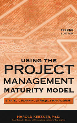 Using the Project Management Maturity Model by Harold Kerzner
