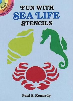 Fun with Sea Life Stencils book