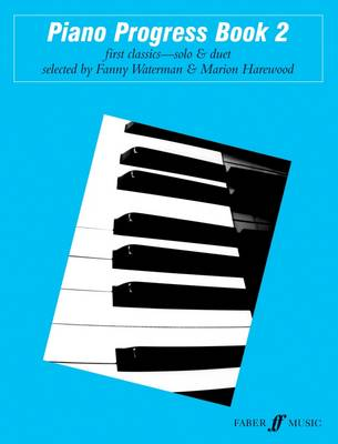 Piano Progress  Bk. 2 by Fanny Waterman