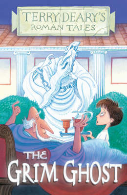 The Grim Ghost by Terry Deary