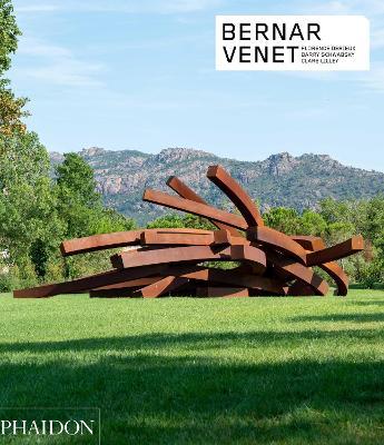 Bernar Venet book