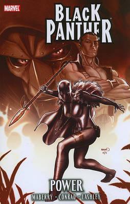 Black Panther: Power Black Panther: Power Power by Reginald Hudlin