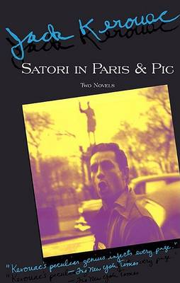 Satori in Paris / Pic by Jack Kerouac