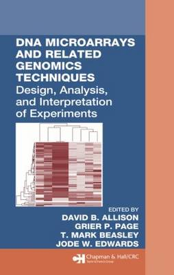 DNA Microarrays and Related Genomics Techniques book