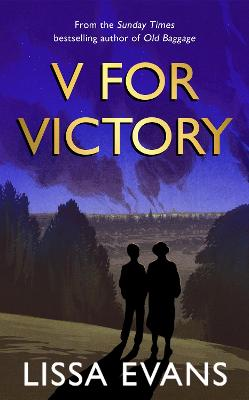 V for Victory book