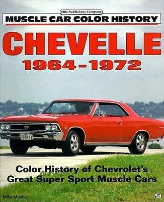Chevelle 1964-1972 by Mike Mueller