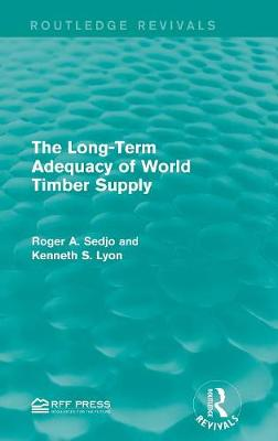 Long-Term Adequacy of World Timber Supply book