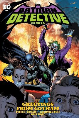 Batman: Detective Comics Volume 3 by Peter J. Tomasi