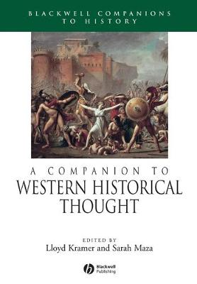 Companion to Western Historical Thought book