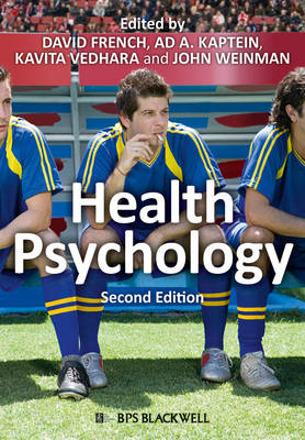 Health Psychology by David French
