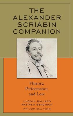Alexander Scriabin Companion book