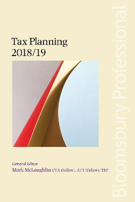 Tax Planning 2018/19 by Mark McLaughlin