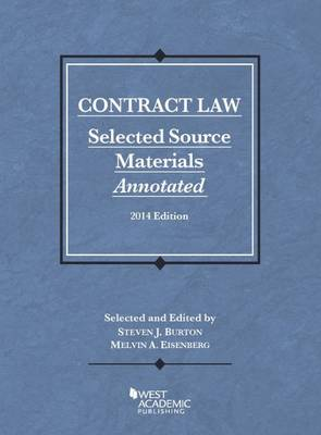 Contract Law by Steven Burton