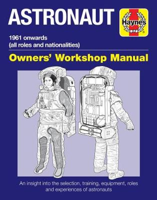 Astronaut Manual by Ken Mactaggart