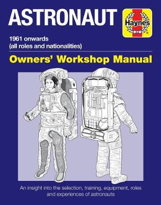 Astronaut Manual by Ken Mactaggart