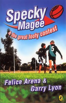 Specky Magee & The Great Footy Contest book