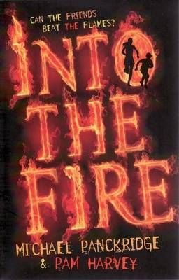 Into the Fire by Pam Harvey