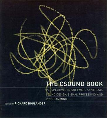 Csound Book book