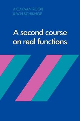 Second Course on Real Functions by W. H. Schikhof