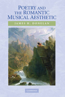 Poetry and the Romantic Musical Aesthetic book