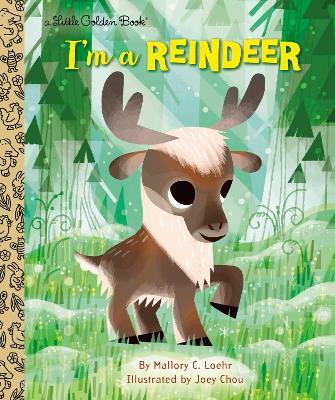 I'm a Reindeer book