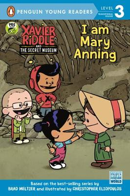 I Am Mary Anning book
