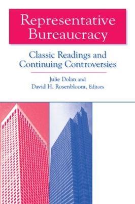 Representative Bureaucracy book