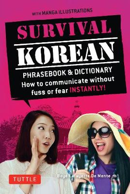Survival Korean by Boye Lafayette De Mente