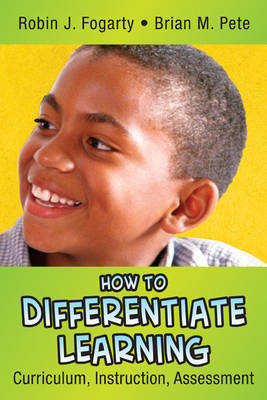 How to Differentiate Learning by Robin J. Fogarty