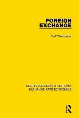 Foreign Exchange by Rudi Weisweiller