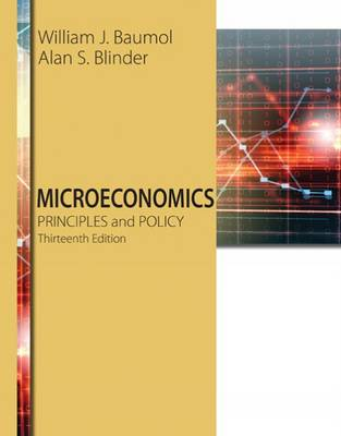 Microeconomics: Principles and Policy by William J. Baumol