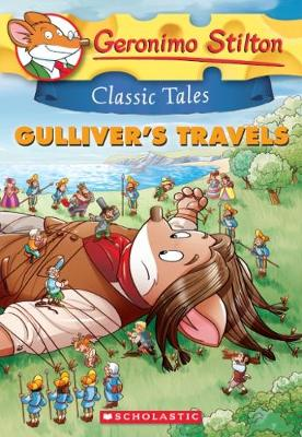 GS CLASSIC TALES #8: GULLIVER'S TRAVELS book