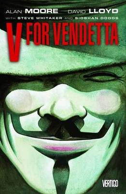 Absolute V For Vendetta HC by Alan Moore