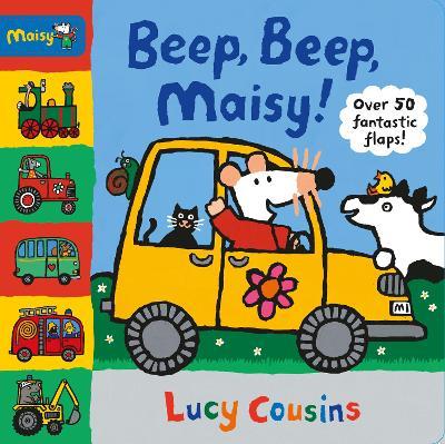Beep, Beep, Maisy! book