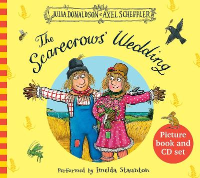 The The Scarecrows' Wedding by Julia Donaldson