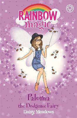 Rainbow Magic: Paloma the Dodgems Fairy by Daisy Meadows