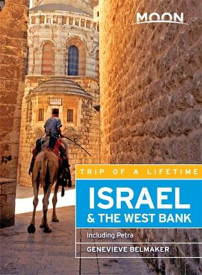 Moon Israel & the West Bank by Genevieve Belmaker