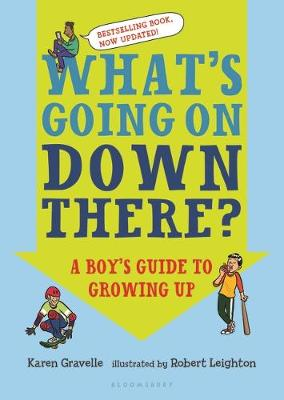 What's Going on Down There? by Karen Gravelle