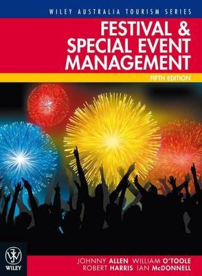 Festival and Special Event Management 5E book