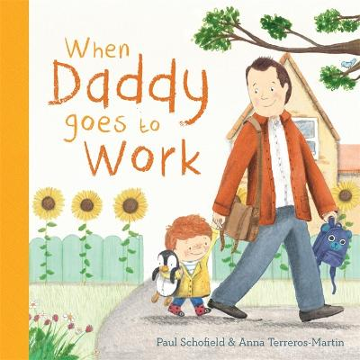 When Daddy Goes to Work book