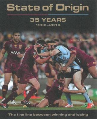 State of Origin by Liam Hauser