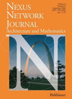 Nexus Network Journal 8,2 by Kim Williams